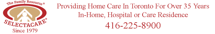 Providing Home Care in Toronto Since 1979 Logo